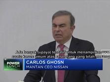 Ini Pernyataan Pertama Ghosn Setelah Melarikan Diri