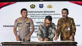 BPH Migas Dukung Sinergi ESDM-Polri Awasi BBM Subsidi