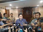 Pernyataan Full Erick Thohir soal Merger 3 Bank Syariah BUMN