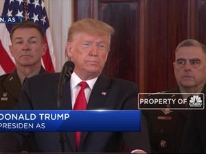 Konflik Kian Panas, Trump Beri Sanksi Baru ke Iran