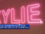 Kylie Jenner Pamit dari Kursi CEO Kylie Cosmetics