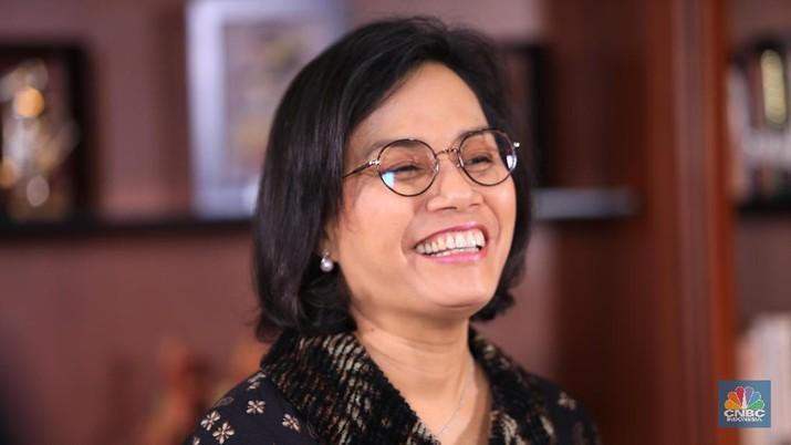 Menteri Keuangan Sri Mulyani Indrawati ternyata juga menyiapkan omnibus law di sektor keuangan.