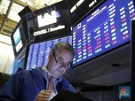 Bursa AS Semarak, Nasdaq Futures Sentuh Batas Atas Trading