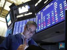Sambut Vaksin, Dow Jones Terindikasi Naik 200 Poin di Opening
