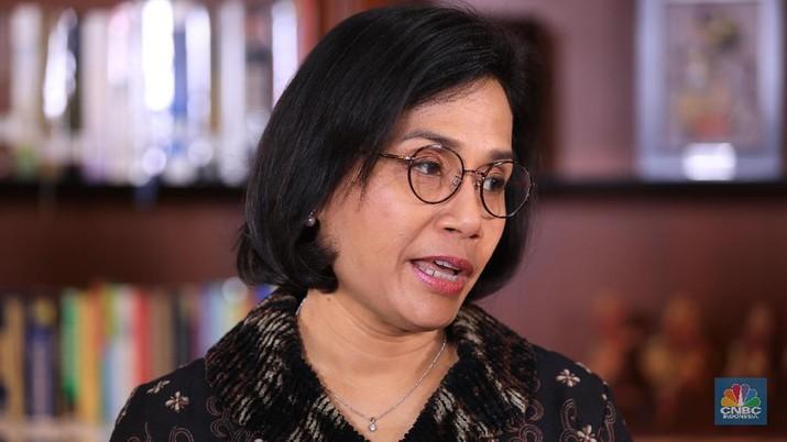 Sri Mulyani Sebut UU Pasar Modal Kuno, Mau Diamandemen!