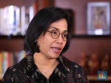 Sri Mulyani Buka-bukaan Soal Dampak Buruk Virus Corona ke RI