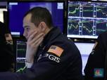 Corona AS Tak Terbendung, Wall Street Terjun