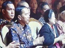 Jokowi Tegaskan Larang Ekspor Nikel Hingga CPO