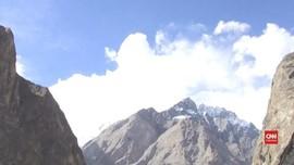 VIDEO: Anomali Meteorologi Ancam Gletser di Pakistan