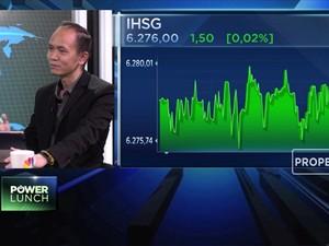 Lanjutkan Penguatan, IHSG Sesi I Menguat Tipis 0,02%