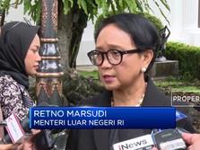 Menlu Retno: Presiden Jokowi Ajak Jepang Investasi di Natuna