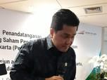 Usai Jiwasraya, Erick Tunggu Audit BPK soal Asabri & PTPN