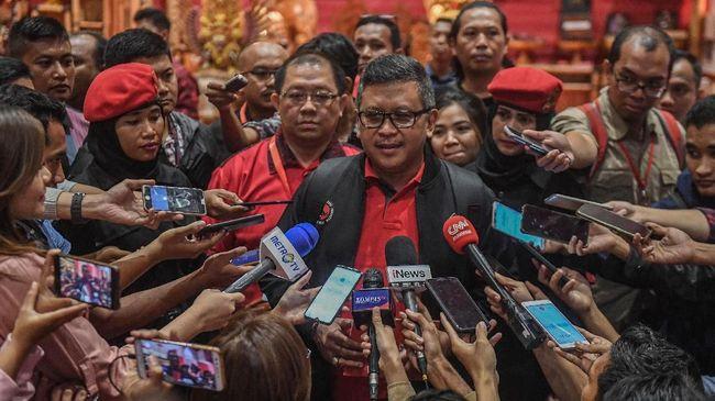 Hasto Bantah PDIP Negosiasikan PAW Harun Masiku