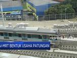 KAI-MRT Bentuk Usaha Patungan Transportasi
