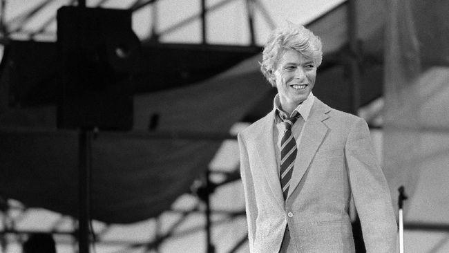 David Bowie Akan Jadi Nama Jalan di Paris