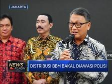 Kementerian ESDM Gandeng Polri Awasi Pendistribusian BBM