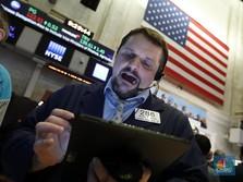 Dow Futures Menguat Meski Volatilitas Wall Street Meninggi