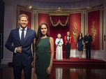 Duh, Meghan-Harry 'Menghilang' di Madame Tussauds London