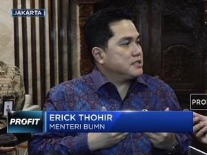 Erick Thohir Ingin Dirikan Kembali Holding BUMN Rumah Sakit