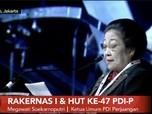 Puji Jokowi Soal Natuna, Megawati: Kedaulatan Tak Bisa Dinego