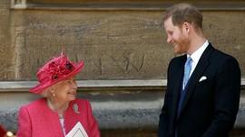 Ratu Elizabeth II Bersiap Gelar Pertemuan Soal Harry-Meghan