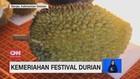 VIDEO: Duri Hitam, Sang Juara di Festival Durian di Banjar