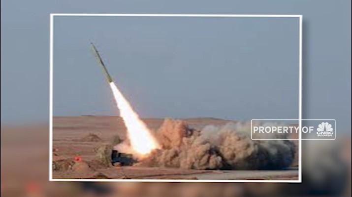 Militer AS di pangkalan K1 Irak kembali diserang roket. Meski begitu belum ada pihak yang mengaku bertanggung jawab.