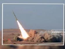 Ini Detik Saat Roket Katyusha Hantam Area Kedubes AS di Irak