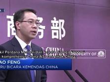 Liu He di Garis Depan China Untuk Tanda Tangan Deal Dagang