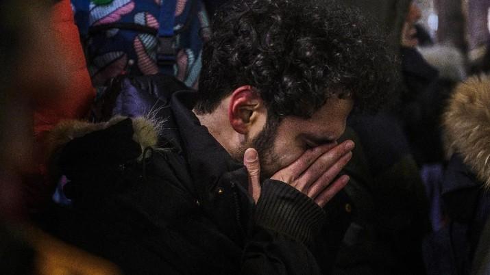 Kemarahan Warga Iran ke Pemerintah