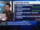 Penjualan Ritel Lesu, Bagaimana Kabar MAPI?
