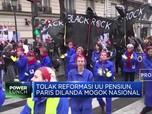 Kala Perihal Pensiun Lumpuhkan Paris
