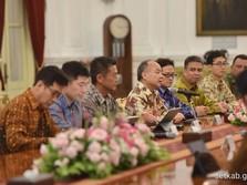 Ketemu Jokowi, Ini Update Investasi Mobil Listrik SoftBank