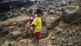 Warga masih membutuhkan bantuan terutama mereka yang tempat tinggalnya rusak dan tidak bisa ditempati lagi. (ANTARA FOTO/Galih Pradipta/wsj.)