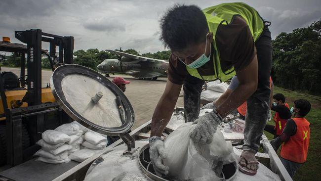 Modifikasi Cuaca Jabodetabek Ganggu Pasokan Air Tanah