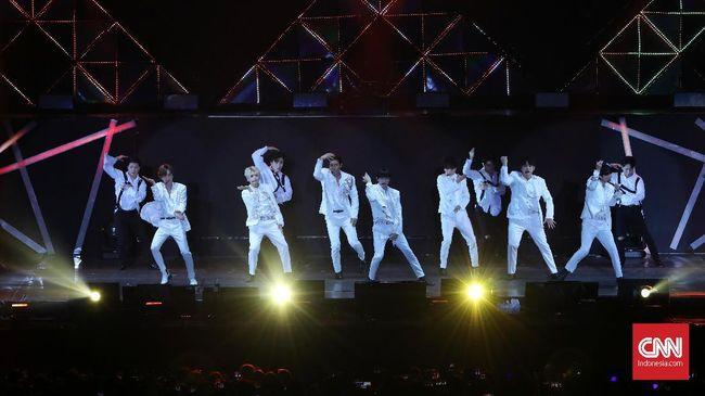 Bahagia Super Junior Awali 2020 Bersama ELF Indonesia