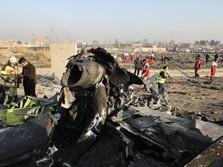 Pesawat Ukraina Jatuh Dirudal Iran, Ada Sabotase AS & Israel?