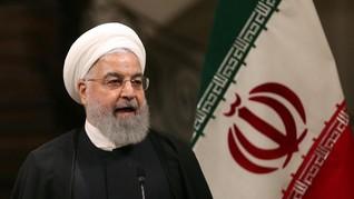 Iran Ultimatum Eropa Jangan Tiru AS, Ancam Pasukan di Timteng