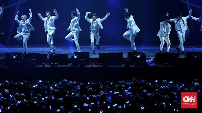 Waspada Virus Corona, Comeback Super Junior Digelar Tertutup