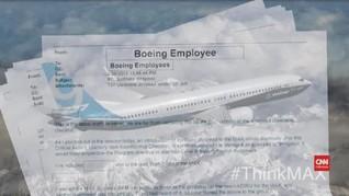 VIDEO: Lewat Surel, Pegawai Cemooh Kegagalan Boeing 737 MAX