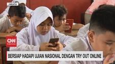 VIDEO: Bersiap Hadapi Ujian Nasional Dengan Try Out Online
