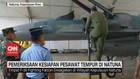 VIDEO: Pangkogabwilhan Cek Kesiapan Pesawat Tempur di Natuna