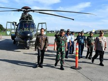 Pantau Gugus Tugas, Jokowi Bertolak ke Surabaya & Banyuwangi