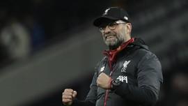 Klopp Lipat Gandakan Harga Jual Pemain Liverpool