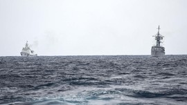 Kapal China Sempat ke Natuna, Luhut Bahas Zona Tambahan