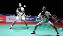 Susunan Pemain Indonesia vs Korea Selatan di BATC 2020