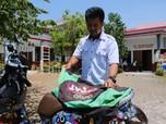 Jadi Mitra Grab, Pendapatan Guru SLB Ini Naik 10 Kali Lipat