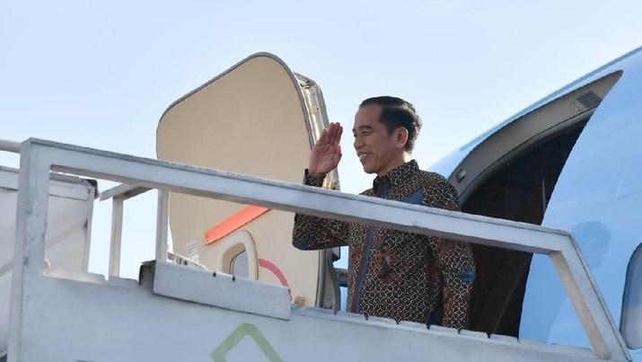 Presiden Joko Widodo dan para menteri hari ini terbang ke Abu Dhabi, untuk menjemput investasi senilai US$ 9 miliar atau setara Rp 126 triliun