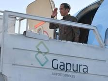 Bismillah, Jokowi ke Abu Dhabi Jemput Investasi Rp 126 T