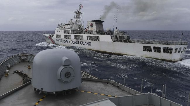 TNI: China Punya Pulau Buatan di Laut China Selatan